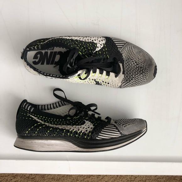 55c734334ba4 Nike Shoes - NIKE FLYKNIT RACER
